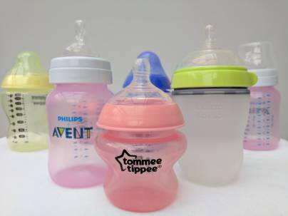 Baby bottles... to sterilize or not to sterilize?