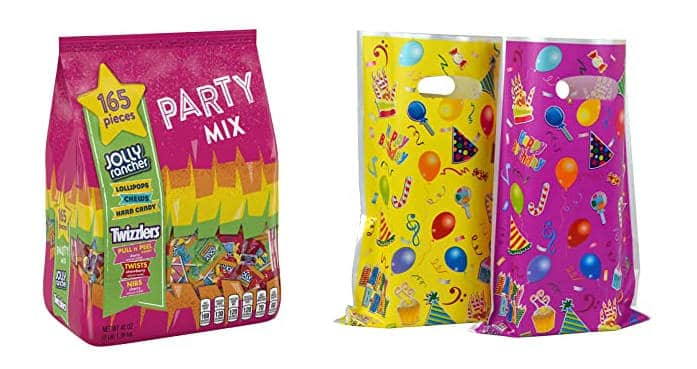 Party mix and party bags!
