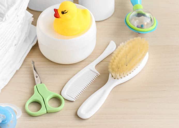 baby grooming accesories